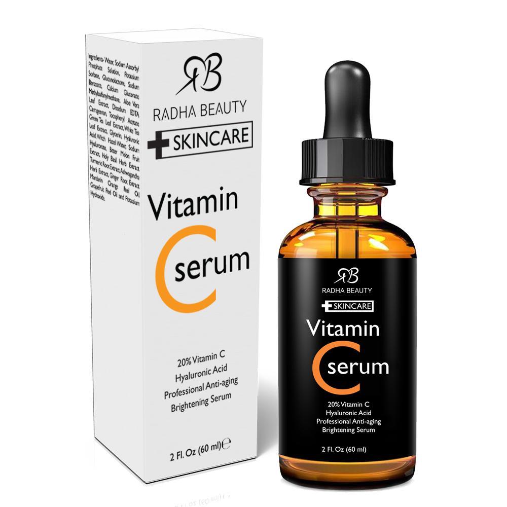 29b1307efab Vitamin C Serum 60ml | MINIMALIZ